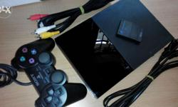 Sony playstation2 Super Slim in excellent working