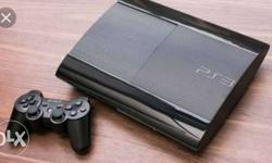 Sony PS3 Console And Controller 12b
