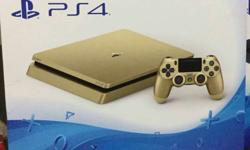 Sony PS4+ Gold Console Box + 20 latest games installed