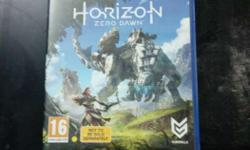 Sony PS4 Horizon Zero Dawn DVD Case