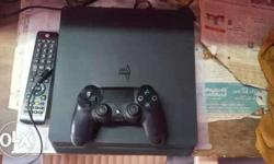 Sony PS4 Pro Console With Game Controller