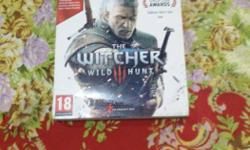 Sony PS4 The Witcher Wild Hunt 3 Case