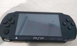 2 Years Old SONY PSP E1000 which is barely used and was