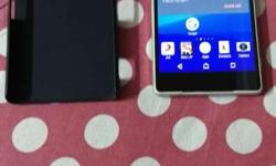 Sony Xperia z2 full box with charger and accessories