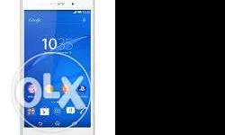 Sony xperia z3 1 year old gold great condition 4G set