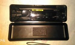 Negotiable Sony Xplod CDX-GT320MP Amazing Car Audio Cd