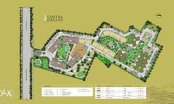 A 9 acre township with club/swimming pool/badminton