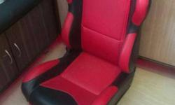 Sparco racing seats set of 2 piece for 16000 rs Sparco