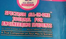 Spectrum All-in-one Journal For Engineering Students