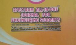 Spectrum All In One Journal For Engineering Studenst