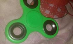 spinner in good condition not used with packet green
