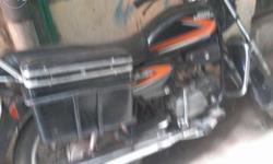 Splender motercycle good condition