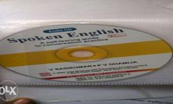 Spoken English CD