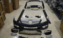 Sports body kits for Audi BMW Mercedes Benz Land Rover.