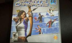 sports champions ps3 game