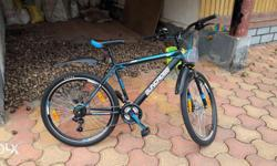 Sports cycle...good condition.one month used