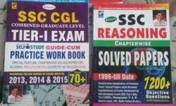 SSC Exam important guide 2016. All in very good
