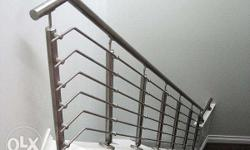 Stainless steel hand railing fabrication in low price
