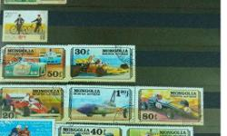 Great collection of stamps for sale.