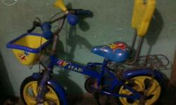 good condition bicycle for childers use 1year old brand