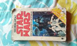 Star Wars 1978 Edition..ok Condition For A 40 Year Old