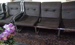 steel imported sofa set