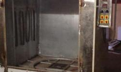 Steel oven for sale at sunguvarchatram