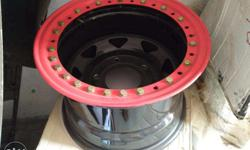 we have wide range of steel wheels in ready stock 15,
