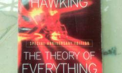 Stephen W Hawking The Theory Of Everything Book