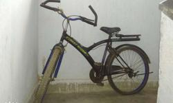 This bike is in a very good condition. It is just 3