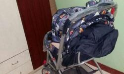 New condition strollers