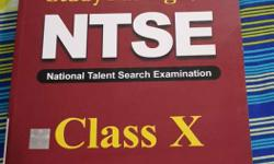 Study Package For NTSE Class 10 Book
