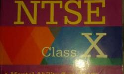 Study Package Of Ntse Class X Book