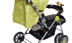 Type: Baby Gear Type: Strollers 9 month old pram
