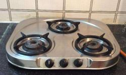 Sunflame 3 Gas Burner in super excellent condition