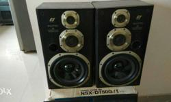 Sunsui speaker top condition price fix don't msg me
