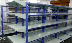 We are the manufacture of this super market racks in