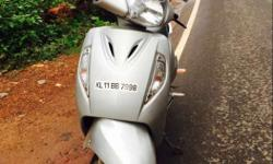 Suzuki Access 13800 Kms 2016 year