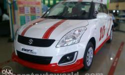 the graphics of swift deca limited edition red graphics