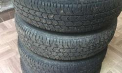 Swift tyre with drum excellent condition 04 Nos size