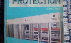 switchgear and protection , By Manoj Nair
