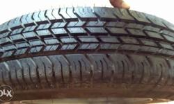 Jk Tyre with disk brand new