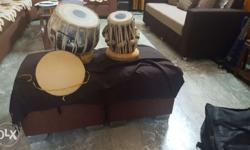 Tabla set. Not used much.