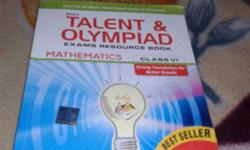 Talent And Olympiad Book