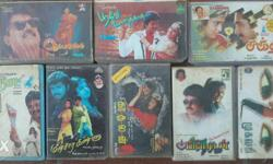 700 Tamil Original Audio Cassettes (1990 to 2005) 100