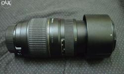 Offering an Almost Brand New Tamron Nikon Mount AF