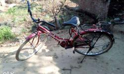 Tata campany cycle in verry good condition