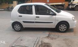 Tata Indica, 2012, Diesel Engine, White Colour, in Good