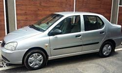 Tata Indigo LS Tdi- 2007, Silver Colour, Second Owner,