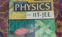 2008 Course In Physics IIT-Jee
